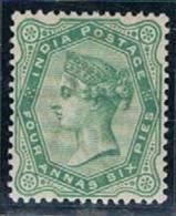 British India, 1882/8, # Y 40, MH - India (...-1947)