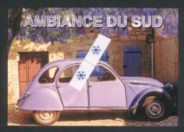 Citroën 2CV - Ambiance Du Sud - Automobili