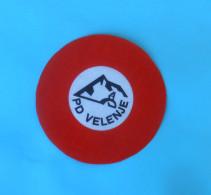 VELENJE - Slovenian Mountaineering Club Old Patch * Climbing Alpinisme Bergsteigen Alpinismo Arrampicata Klettern - Sports