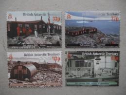 Y195 BAT Brit Antarctic Terr., Gebiete Antarktis 315 - 318 Mnh Port Lockroy - Ungebraucht