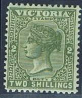 Victoria, 1890/8, # Y 110, MH - 1850-1912 Victoria