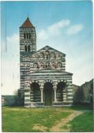 R1088 Codrongianus (Sassari) - Basilica Di Saccargia - Eglise, Church, Kircke / Viaggiata - Italia