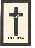 N34. J.E. BLANKENHEYM  Wed. W.A.J. FUCHS   -   + ´S HERTOGENBOSCH  1875  (82j.) - Images Religieuses