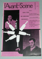 "FEMINA-THEATRE, 1959 L´Avant-Scène N°193 ""Tchin-Tchin"" François Billetdoux Claude Berri - Théâtre"