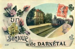 Train Vapeur - Darnétal