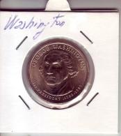 Stati Uniti 2007 - 1 Dollaro  G. Washington - Zecca D - Emissioni Federali