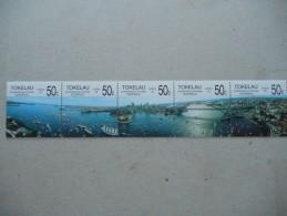 Y245 Tokelau 148 - 152 Mnh - SYDPEX 88, Sydney - Tokelau