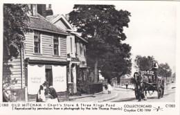 OLD MITCHAM -CHARTS STORE @ THREE KINGS POND. REPRINT - Surrey