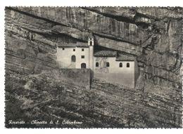 B1624 ROVERETO - CHIESETTA DI SAN COLOMBANO - Italia