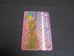 PAPUA 1996 5u Kundu Drum;