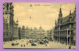 Bruxelles - La Grand Piace. - Non Classificati
