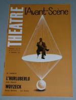 """THEATRE, 1961 L´Avant-Scène N°255 Bis """"L´Hurluberlu"""" Jean Anouilh Paul Meurisse - Théâtre"""