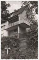 Lennestadt Kirchveischede - S/w Privatpension Waldesruh - Lennestadt