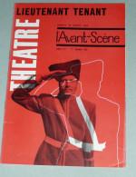 "THEATRE, 1962 L´Avant-Scène N°277 ""Lieutenant Tenant"" Prokofiev - Théâtre"