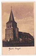 Grote Brogel: Sint Trudokerk. (fotokaart) - Peer