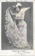 LOT 3 CPA FANTAISIES -   OISEAU DE NEIGE - Belle Danseuse - TRES RARE  - ENCH0616 - - 5 - 99 Postcards