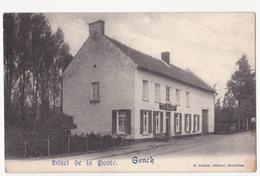 Genk: Hôtel De La Poste. (Erster Weltkrieg, 1916) - Genk