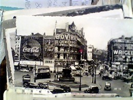 LONDON PICCADILLY CIRCUS AUTO CAR COCA COLA    VB1961 FN3263 - Piccadilly Circus