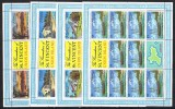 British Virgin Islands SG260-262 1970 Centenary Of British Red Cross Set 3v Complete Unmounted Mint - British Virgin Islands
