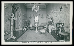 PORTUGAL - LISBOA - Palácio Nacional Da Ajuda - Sala De Saxe ( Ed. LOTY Nº 514) Carte Postale - Lisboa