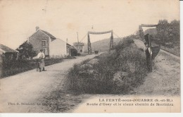 77 - LA FERTE SOUS JOUARRE - Route D´Ussy Et Le Vieux Chemin Morintru - La Ferte Sous Jouarre