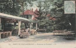 77 - FONTAINEBLEAU - Forêt De Fontainebleau - Restaurant De Franchard - Fontainebleau