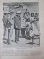 1910  Clemenceau  En ARGENTINE   SANTA ANA DE TUCUMAN   Buenos Aires Ayres - Old Paper