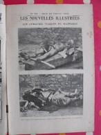 Les Nouvelles Illustrées N° 40 De 1903. Macédoine Décapités Atrocités Turques Métro Trappistes Boxe Française Hongrie - Journaux - Quotidiens