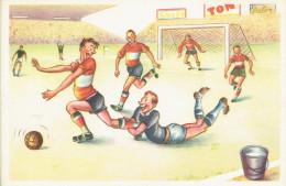 FOOTBALL - Fussball