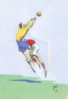 FOOTBALL COLLECTION YVON - Calcio
