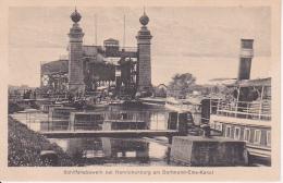 AK Henrichenburg - Schiffshebewerk - Dortmund-Ems-Kanal (23712) - Castrop-Rauxel