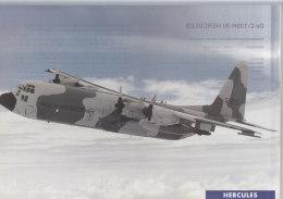 C-130H-30 Hercules, Der Koninklije Luchtmacht, Bild DinA 4 Mit Technischen Daten, 1995 - Cataloghi