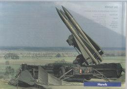 HAWK, Der Koninklije Luchtmacht, Bild DinA 4 Mit Technischen Daten, 1996 - Cataloghi