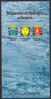 Mijnenbestrijdingsschepen Der Koninklijke Marine, 4-seitiges Infoblatt Mit Bildern Und Techn. Daten, 1978 - Cataloghi