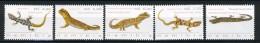 2009 - NAMIBIA - Mi. Nr. 1321/1325 -  NH - ( **) - (K-EA-361368.7) - Namibia (1990- ...)