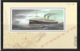 Canada, 2014, # 2746, Impress Of Ireland, Bateau, Boat, Naufrage, Maritime, Shipwreck, Histoire, History - Blocs-feuillets