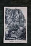 MONTSERRAT - Detalle Del Funicular - Espagne