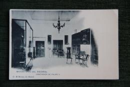 Monasterio Del Escorial - Habitacion De FELIPE II - Madrid