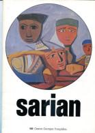 Catalogue D´exposition Martiros SARIAN 1980 Centre Georges Pompidou - Art