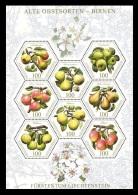 Liechtenstein 2016 Mih. 1806/13 Flora. Fruits. Pears MNH ** - Liechtenstein
