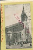 CPA 75 PARIS  XIX  EGLISE St-GEORGES  Animé   AV 2016 1945 - Arrondissement: 19