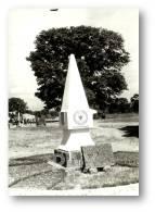 PELUNDO - 1969 - Memorial Da C. CAÇ. 2586 Guiné-Bissau Real Photo Companhia De Caçadores Portugal - Guinea-Bissau