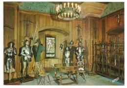 67 - CHATEAU Du HAUT-KOENIGSBOURG - Partie De La Salle Des Chevaliers Ou Salle D'Armes - Ed. Pierron N° 7492 - France