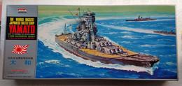 Yamato 1/600 ( ARII ) - Boats