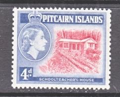PITCAIRN  ISLANDS  31  **   SCHOOLHOUSE - Pitcairn Islands