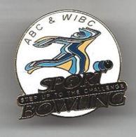 ABC - WIBC Sport Bowling Pin - USA - Bowling