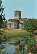 CPM Mouthiers-sur-Boëme L'Eglise - Francia
