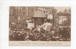 1 CPA CHALON SUR SAONE - FETES DE CARNAVAL 1932 - LES FINS GOURMETS - Chalon Sur Saone