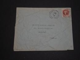 FRANCE - Timbre De Libération Seul Sur Enveloppe En 1944 De Villeurbanne - A Voir - L 725 - Marcophilie (Lettres)
