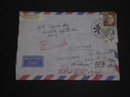 ALLEMAGNE- Enveloppe De Spaichingen Pour Le Vietnam Avec Taxe Anti Impérialiste - A Voir - L 731 - [7] Repubblica Federale